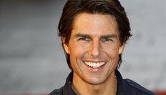 Nova chce Toma Cruise do Talentmanie. Dozví se to herec?